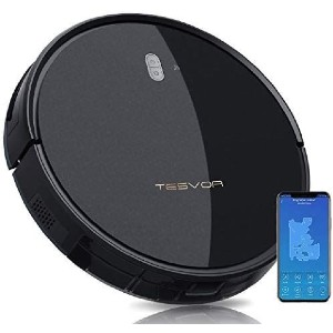 Tesvor Robot Vacuum Cleaner - Best Robot Vacuum Cleaner: Voice and App Controls