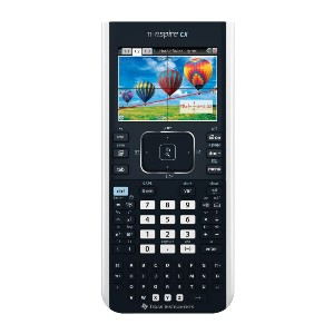 Texas Instruments TI-Nspire CX Graphing Calculator - Best Graphing Calculator for Engineering: Colorful Backlit Screen