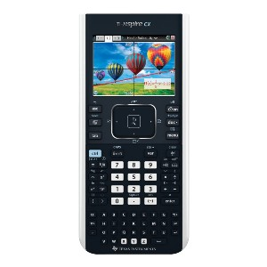 Texas Instruments TI-Nspire CX Graphing Calculator - Best Graphing Calculator for Chemistry: Student Software Package Included
