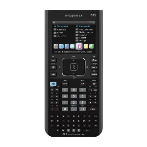 Texas Instruments Nspire CX CAS Graphing Calculator - Best Graphing Calculator for Physics: Advanced Capabilities