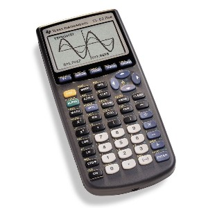 Texas Instruments TI-83 Plus Graphing Calculator - Best Graphing Calculator for Chemistry: Rechargeable Battery