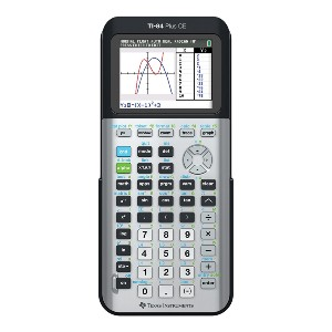 Texas Instruments TI-84 Plus CE Graphing Calculator - Best Graphing Calculator for College: Impressive Battery Life