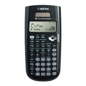 Texas Instruments TI-36X Pro Engineering/Scientific Calculator - Best Scientific Calculator for Civil Engineering: Excellent 500 Functions