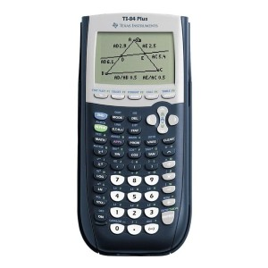 Texas Instruments TI-84 Plus Graphing Calculator - Best Graphing Calculator for Physics: Horizontal and Vertical Split-Screen