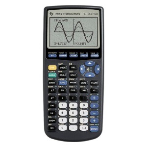 Texas Instruments TI-83 Plus Graphing Calculator  - Best Graphing Calculator for Physics: Entry-Level Calculator