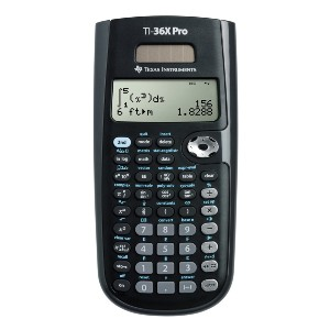 Texas Instruments TI-36X Pro Engineering/Scientific Calculator - Best Scientific Calculator for Chemistry: Great for Handle Equations