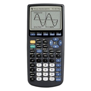 Texas Instruments TI-83 Plus Graphing Calculator  - Best Graphing Calculator for Finance: Entry-Level Graphing Calculator