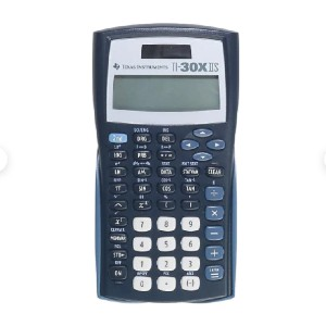 Texas Instruments TI-30X IIS - Best Calculators Engineering: 11 Digit Scrollable Entry Line