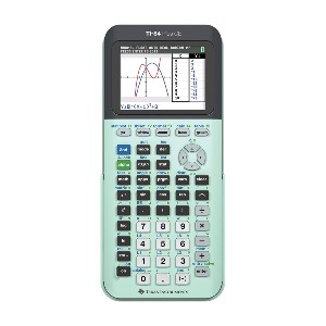 Texas Instruments TI-84 Plus CE - Best Calculators for High School: High-Resolution, Backlit Display