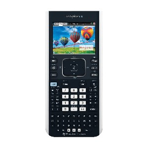Texas Instruments TI-Nspire CX - Best Calculators for SAT: Rechargeable Battery Included