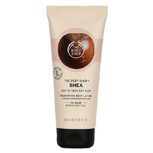 The Body Shop Shea Nourishing Body Lotion - Best Fragrance Body Lotion: Moisture for up to 72 hours