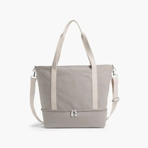 Lo & Sons The Catalina Deluxe Tote - Best Tote Bags for Travel: Carry On Comfortably