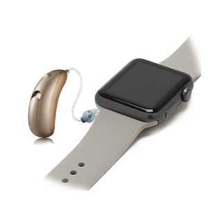 Audicus Clara  - Best Hearing Aid with Noise Cancellation: Focuses on speech
