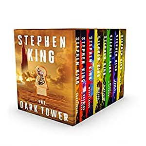 Stephen King The Dark Tower 8-Book Boxed Set - Best Fantasy Book Series of All Time: Take you to a long journey