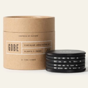 Gobe The Essentials Filter Kit 2Peak - Best ND Filters for Street Photography: Motion Blur Effects in Harsh Light