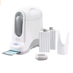 The First Years 4-in-1 Remote Control Bottle Warmer - Best Bottle Warmer Breast Milk: Easy Operate with One-Touch Remote