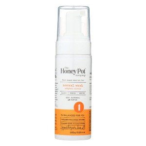 The Honey Pot Normal Foaming Wash  - Best Feminine Wash for Itching: Soothing Feminine Wash