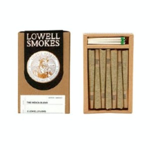 Lowell Farms The Indica Blend - Best CBD Pre-Rolls for Anxiety: Products Are Lab Tested
