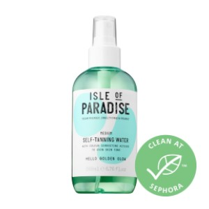 Isle Of Paradise Self-Tanning Water - Best Self Tanning Water: Solution for Uneven Skin Tone