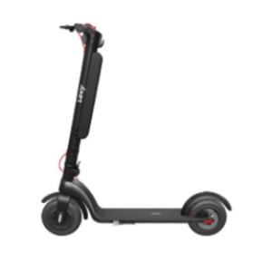 Levy  The Levy Plus - Best Electric Scooter Off Road: Anti-fire battery case