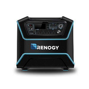 Renogy The Lycan Powerbox - Best Solar Generators: Compatible with All Renogy Panels Up to 300 Watts