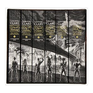 Cassandra Clare The Mortal Instruments Complete Collection - Best Fantasy Book Series of All Time: You'll be hooked