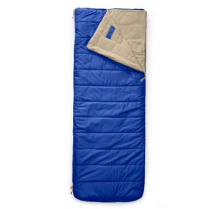 The North Face Eco Trail Bed 20 Sleeping Bag - Best Sleeping Bags for Winter Camping: Sleeping bag with pocket