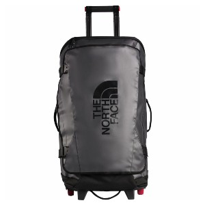 The North Face Rolling Thunder 30in Rolling Gear Bag - Best Duffel Bag with Wheels: Bomber Base Camp Duffle Bag