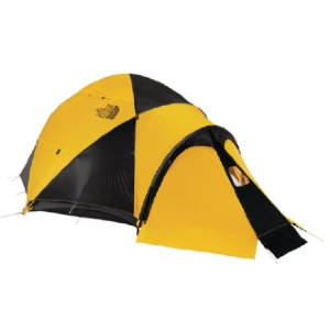 The North Face VE 25 Tent with Footprint - Best Tents for Cold Weather: Great Material Tent for Bad Weather