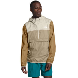 The North Face Mens Fanorak Shorts - Best Raincoats for Hot Weather: The fanny-pack-style rain jacket