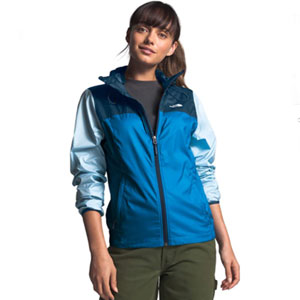 The North Face Cyclone Jacket - Best Jacket for Wind: Packable wind protection jacket