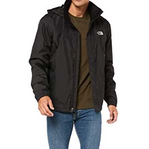 The North Face Men's M Resolve 2 Jacket - Best Raincoats for Hiking: Emphasize function and practical