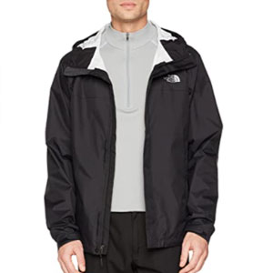 The North Face Men's Venture 2 Jacket - Best Jacket for Wind: Jacket with DryVent 2.5L shell material