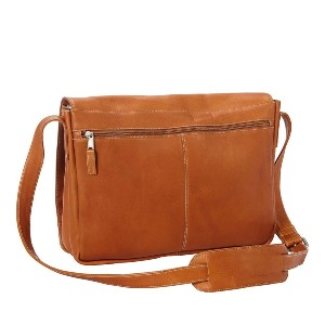 The Real Leather Company The West End - Best Leather Satchel: Lightweight Satchel