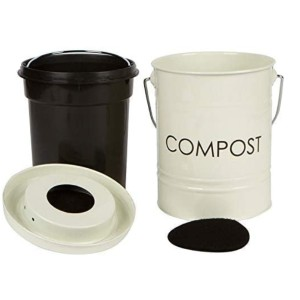 The Relaxed Gardener Compost Bin - Best Compost Bins for Kitchen: Appealing color