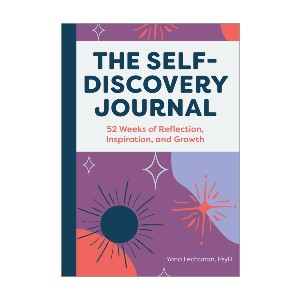 Dr. Yana Lechtman PsyD The Self-Discovery Journal - Best Notebook for Therapists: For self-reflection