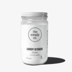 The Simply Co Laundry Detergent - Best Zero Waste Laundry Detergents: Safe Detergent