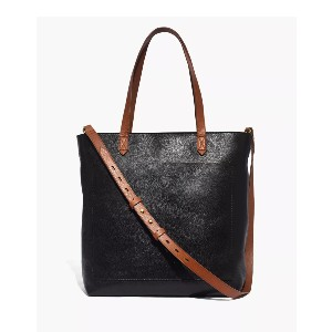 Madewell The Zip-Top Medium Transport Tote - Best Tote Bags for Teachers: Promote Sustainable Environmental