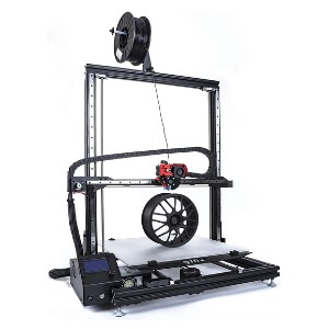 gCreate gMax 2 3D Printer - Best 3D Printers for Large Objects: Wide range of features