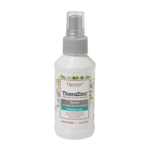TheraZinc Oral Spray - Best Mouth Spray for Bad Breath: Immune Support in a Soothing Throat Spray