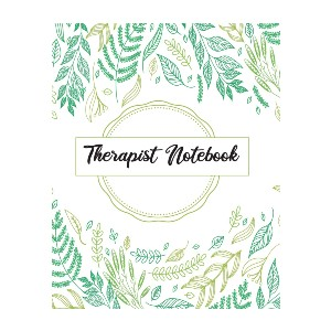 Carmen Brown Therapist Notebook - Best Notebook for Therapists: Detailed sections