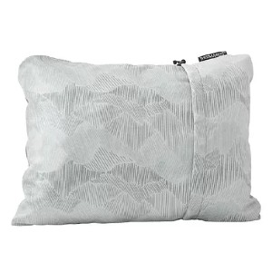 Therm-a-Rest Compressible Travel Pillow - Best Travel Pillow for Car Seat: Can be compressed