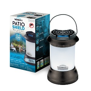 Thermacell Bristol Mosquito Repellent Patio Shield Lantern - Best Mosquito Repellent for Yard: Great Repellent Lantern