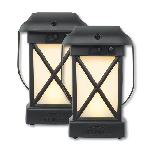 Thermacell Cambridge Shield Lantern - Best Mosquito Repellent Outdoor: Patio Lamps Repellent