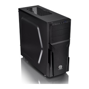 Thermaltake  Versa H21 SPCC  - Best Cable Management PC Case: Designed for Gamer