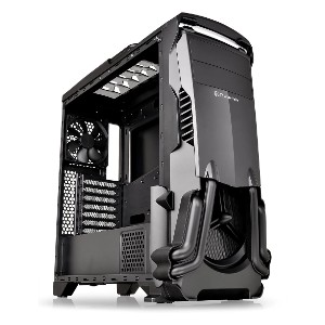 Thermaltake Versa N24  - Best PC Cases for Airflow: Included Power Supply Cover