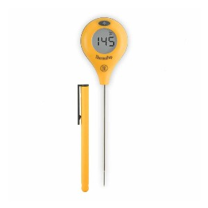 ThermoWorks ThermoPop - Best Food Thermometer Digital: Eye-catching design