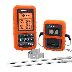 ThermoPro TP20  - Best Food Thermometer for Grilling: Check from 300 feet away