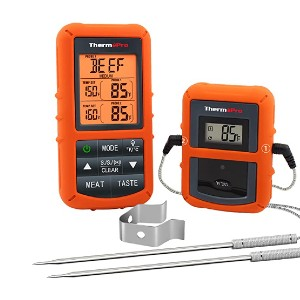 ThermoPro TP20  - Best Meat Thermometer Test Kitchen: Check from 300 feet away