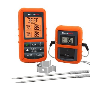 ThermoPro TP20  - Best Internal Food Thermometer: Check from 300 feet away